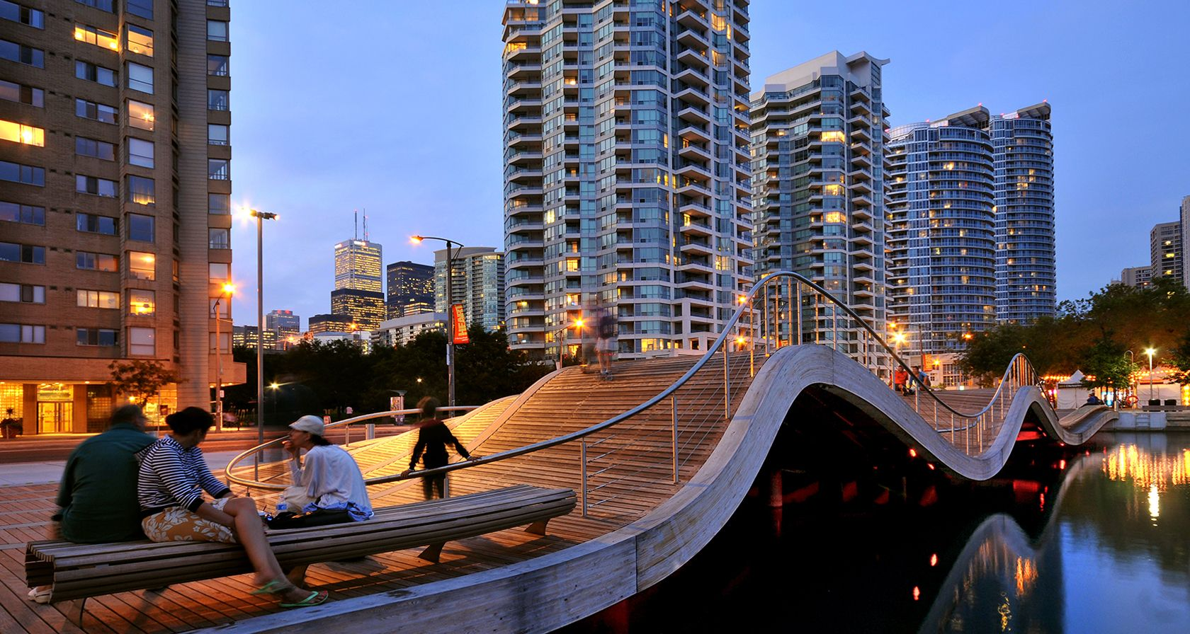 Toronto Central Waterfront | DTAH