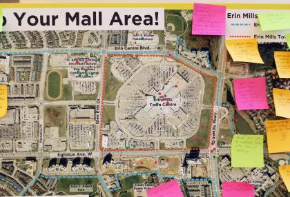 Reimagining The Mall - City of Mississauga