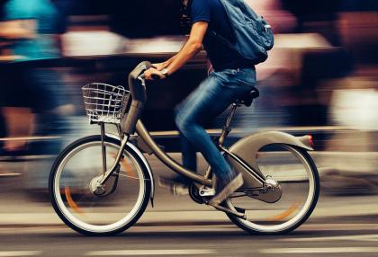 Increase the Use of Bicycles in Urban Places Webinar