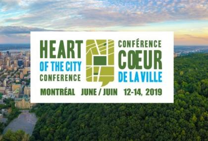 Heart of the City Conference hosted by Park People